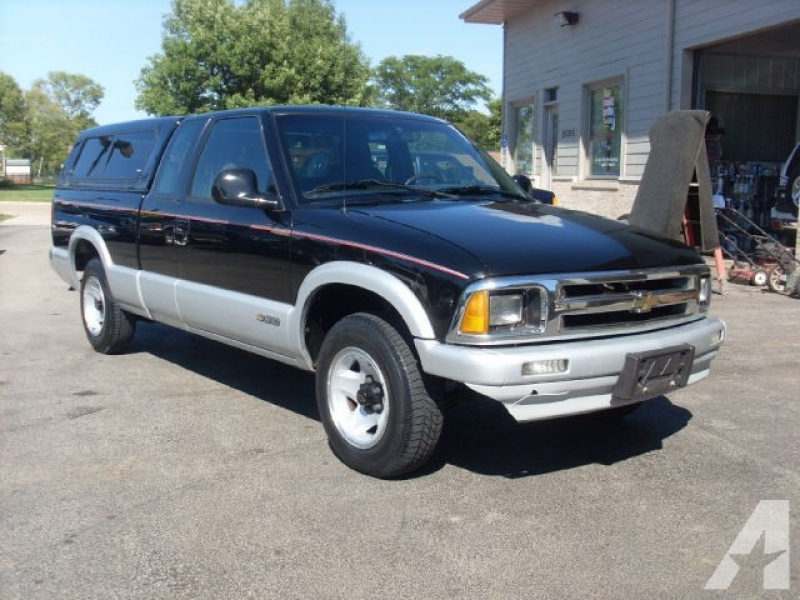 1994 Chevrolet S-10 LS for Sale in Channahon, Illinois Classified ...