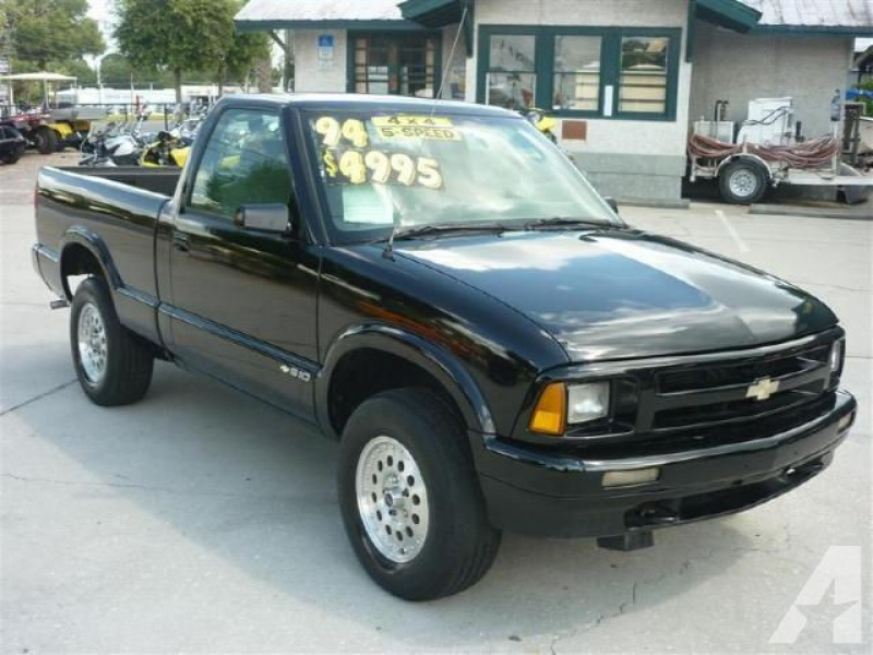 1994 Chevrolet S-10 for sale in Deland, Florida