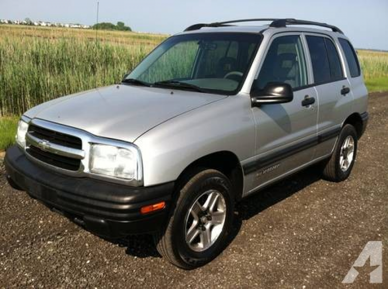 2004 Chevrolet Tracker Base 2.5L V6 - Silver for sale in Bayville, New ...