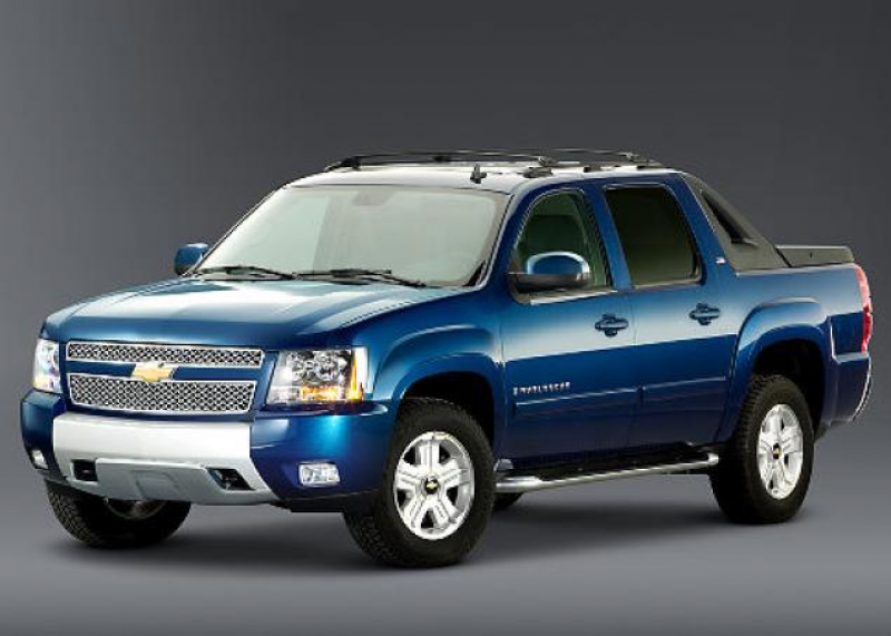Farewell, Chevy Avalanche. The last models of the sport utility truck ...