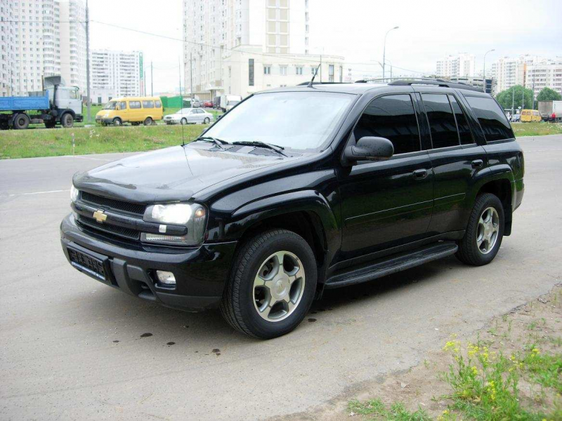2007 Chevrolet Trailblazer Pictures