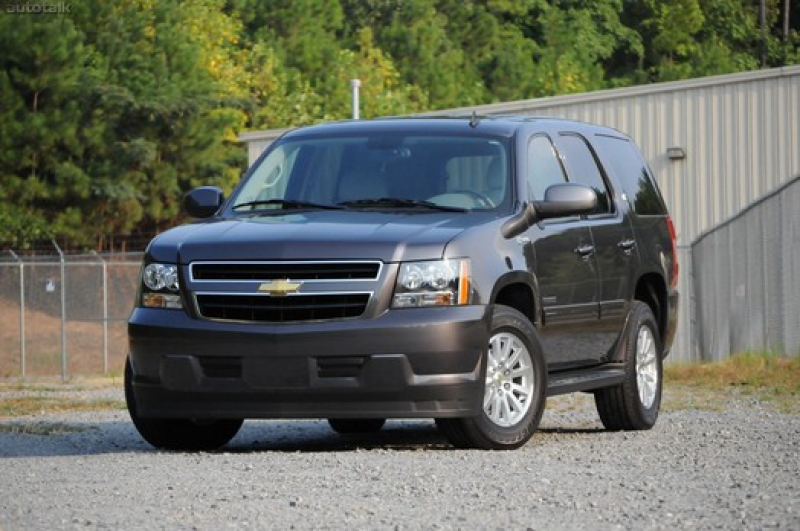 ... Pictures » Chevrolet » Tahoe » 2011 Chevrolet Tahoe Hybrid Review