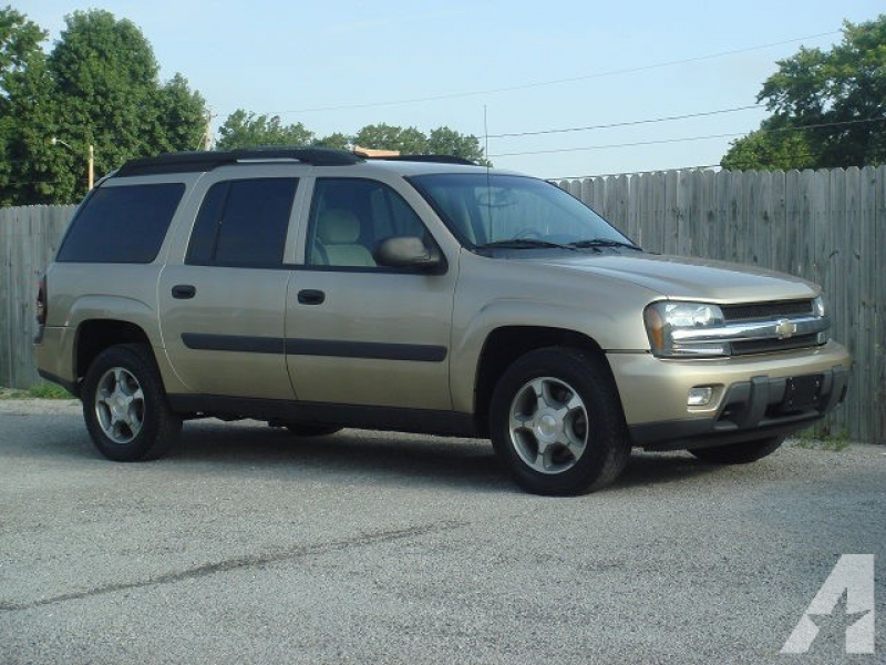 2005 Chevrolet TrailBlazer EXT LS for sale in Nashville, Illinois