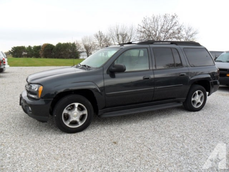 2005 Chevrolet TrailBlazer EXT LT for sale in Edina, Missouri