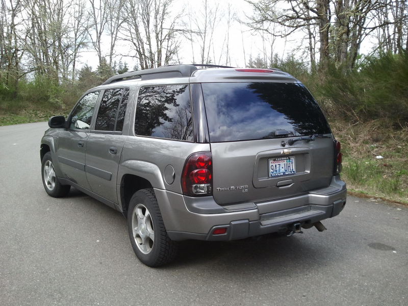 Picture of 2005 Chevrolet TrailBlazer EXT LS 4WD SUV, exterior