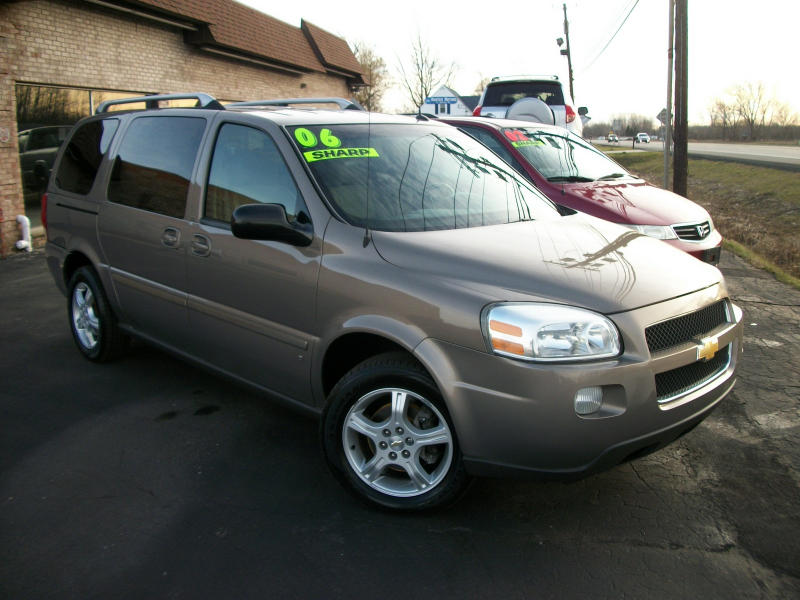 Picture of 2006 Chevrolet Uplander LT AWD Ext wheelbase 3LT, exterior