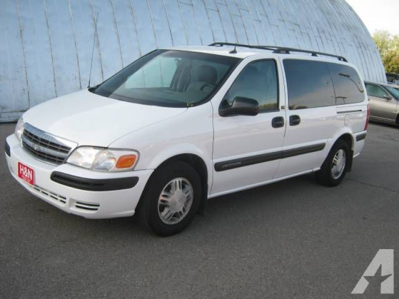 2003 Chevrolet Venture LT for sale in Spencer, Iowa