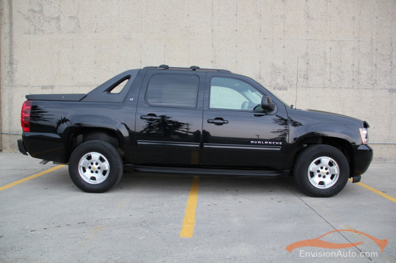 2010 chevrolet avalanche lt 2010 chevrolet avalanche 4wd lt trailer ...