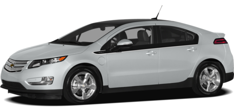 Available in 1 styles: 2012 Chevrolet Volt 4dr Hatchback shown