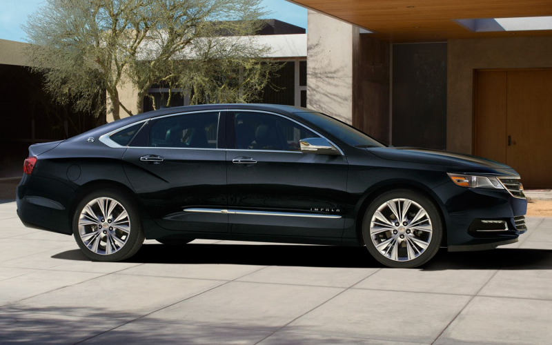 Refreshing or Revolting: 2014 Chevrolet Impala Photo Gallery