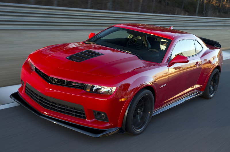 Home / Research / Chevrolet / Camaro / 2015