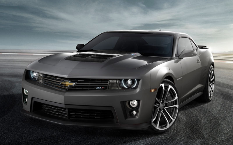 2015 Chevrolet Camaro HD Desktop Wallpaper