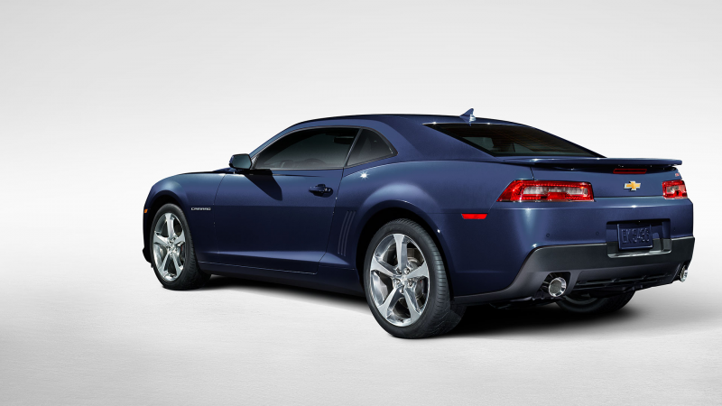 2015 Chevrolet Camaro Review