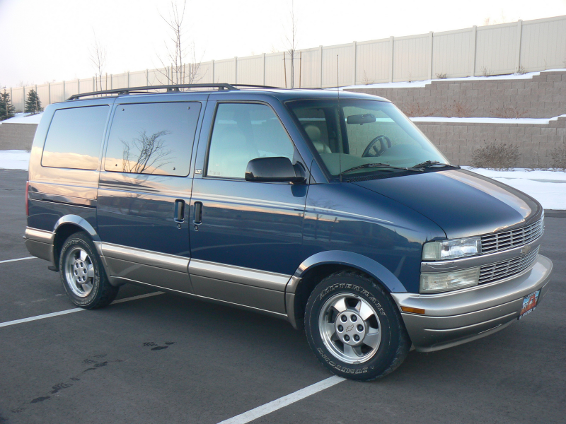 1990 Chevrolet Astro Overview