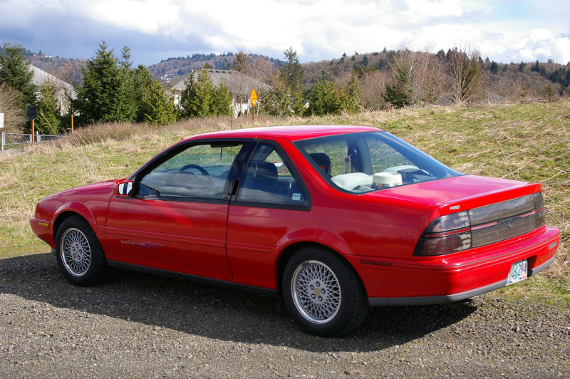 Picture of 1992 Chevrolet Beretta 2 Dr GT Coupe, exterior