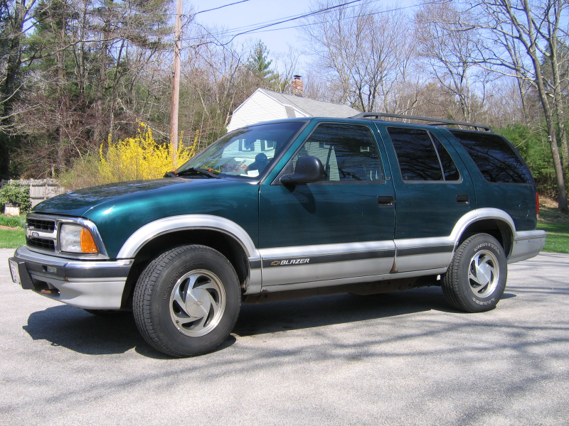 Picture of 1997 Chevrolet Blazer 4 Dr LT 4WD SUV, exterior