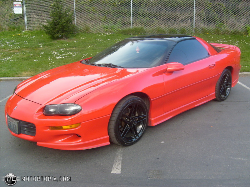 Photo of a 1998 Chevrolet Camaro RS (Cherry)
