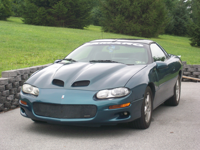 1998 Chevrolet Camaro Base, 1998 Chevrolet Camaro 2 Dr STD Hatchback ...