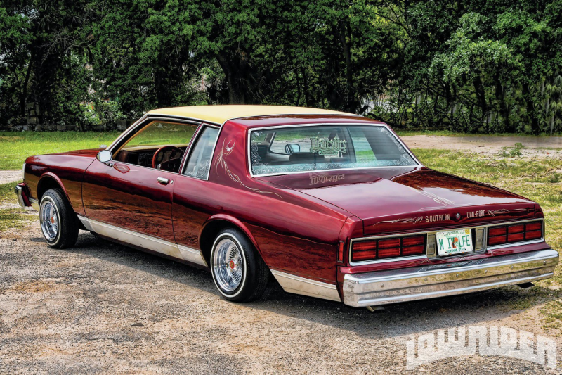 1987 Chevrolet Caprice Classic - Southern Comfort Photo Gallery