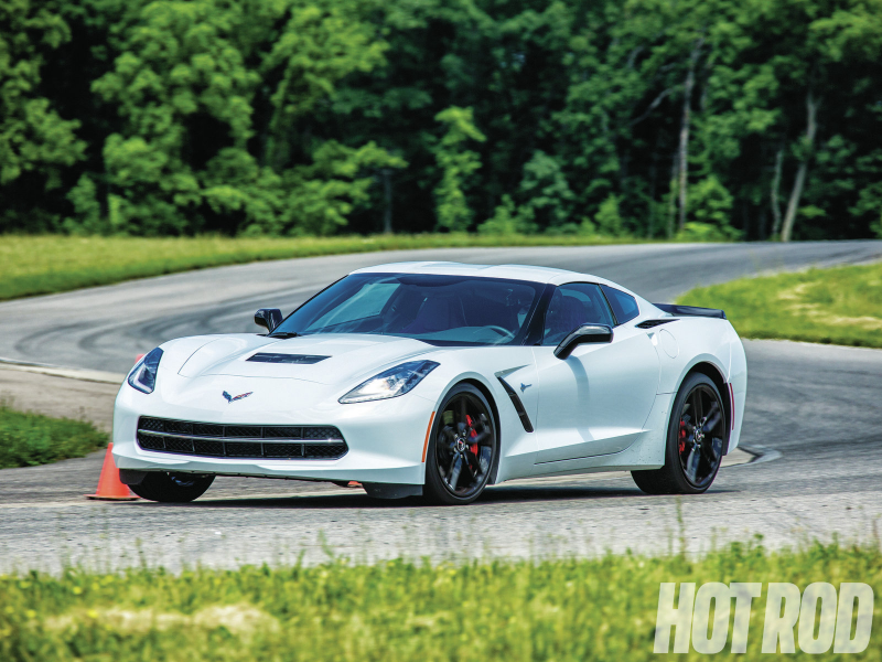 First Drive: 2014 Chevy Corvette Stingray Photo Gallery