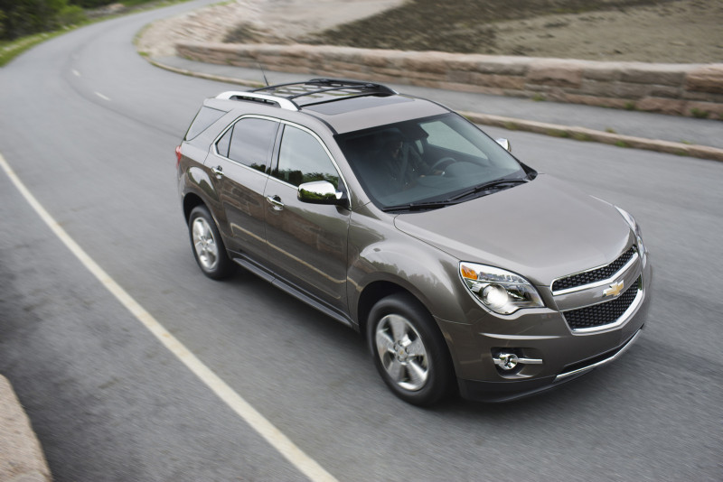 Home / Research / Chevrolet / Equinox / 2013