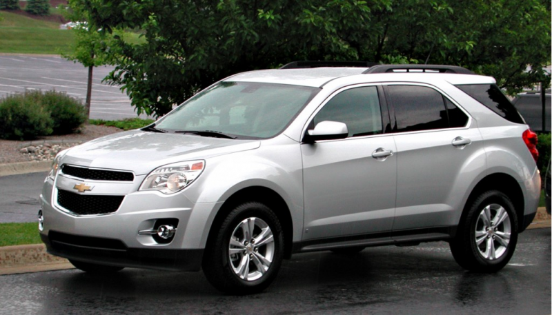 2010 Chevrolet Equinox - Photo Gallery