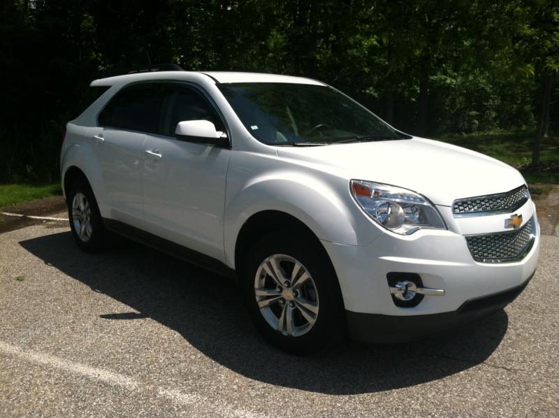 Picture of 2011 Chevrolet Equinox LT2, exterior
