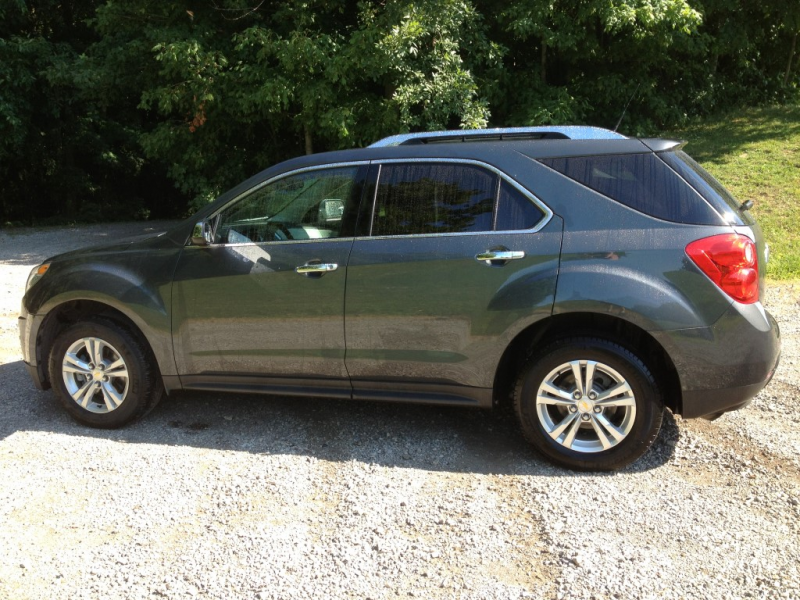Picture of 2011 Chevrolet Equinox LTZ, exterior