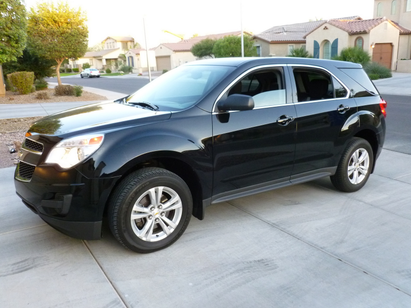 Picture of 2011 Chevrolet Equinox LS, exterior
