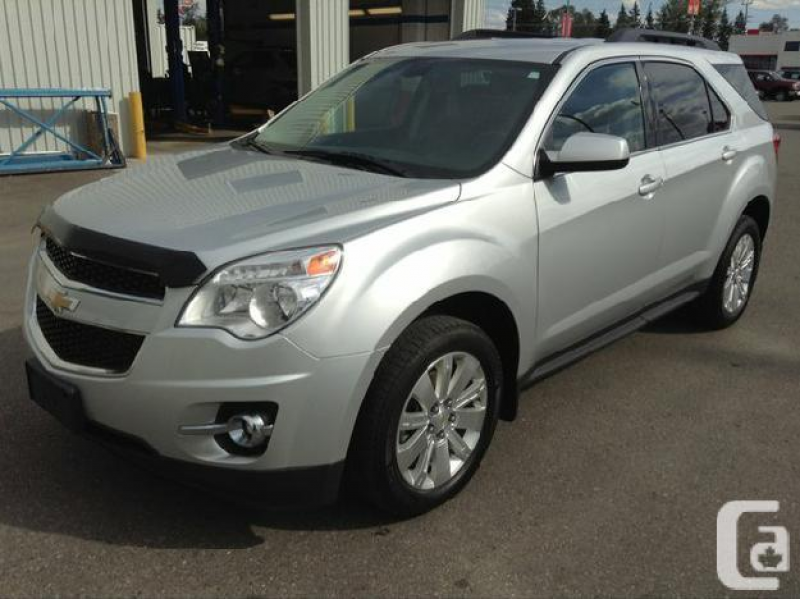 2011 Chevrolet Equinox 1LT in Prince George, British Columbia for sale