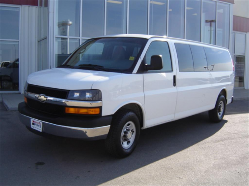 2010 Chevrolet Express 3500 LT