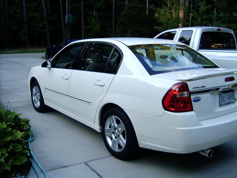 Picture of 2006 Chevrolet Malibu LT, exterior