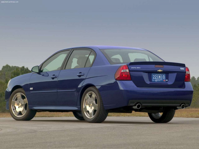 Picture of 2006 Chevrolet Malibu SS, exterior