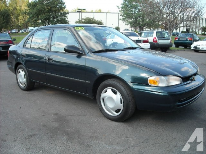 1999 Chevrolet Prizm for Sale in Newington, Connecticut Classified ...
