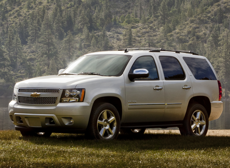 Home / Research / Chevrolet / Tahoe / 2014