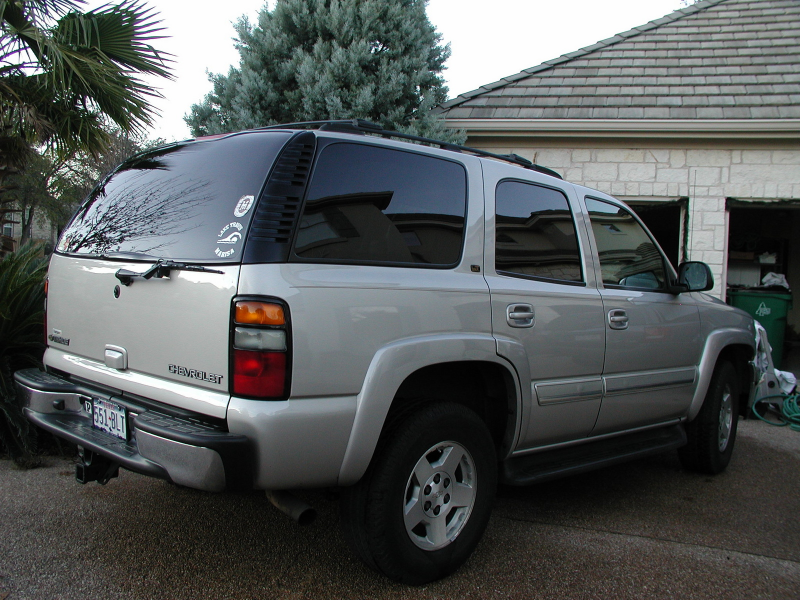 Picture of 2004 Chevrolet Tahoe LT, exterior