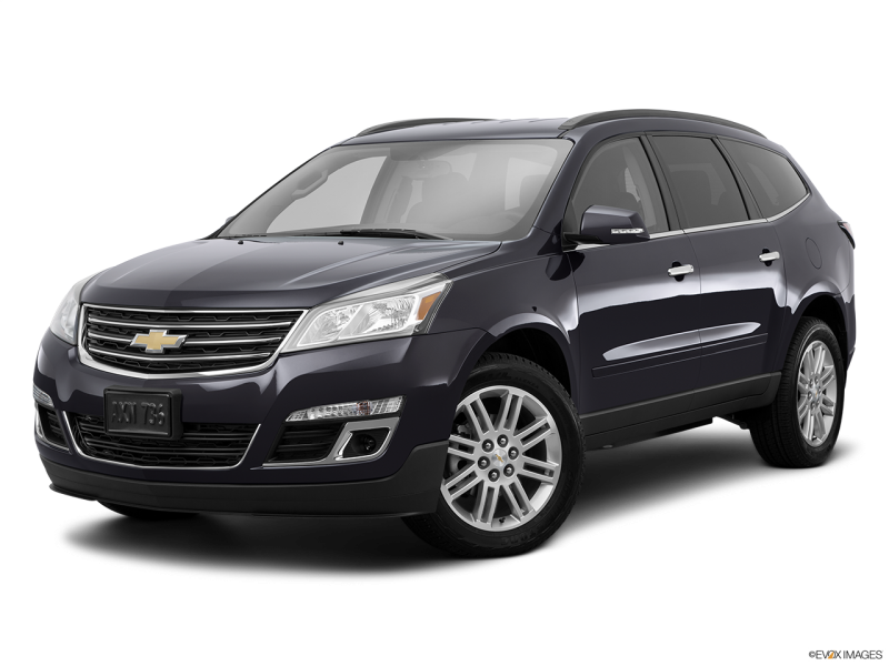 Test Drive A 2015 Chevrolet Traverse at Rosedale Chevrolet in ...