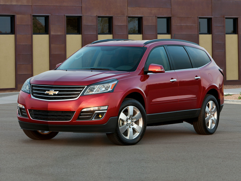 New 2015 Chevrolet Traverse Price, Photos, Reviews & Features