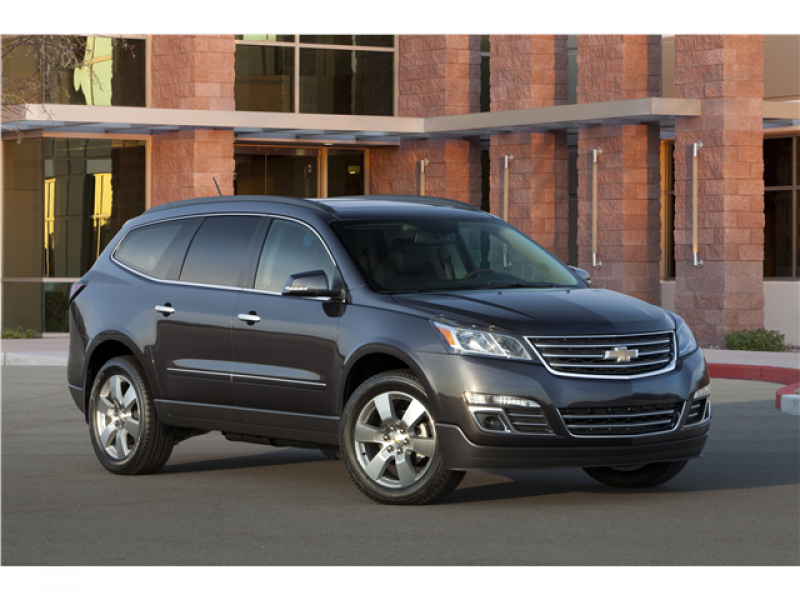 2015 Chevrolet Traverse 2015 Chevrolet Traverse 10 Photo