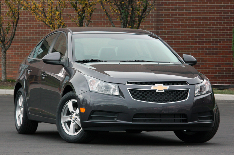 Uh Oh! Chevy Recalls 2,500 Chevy Cruze Sedans