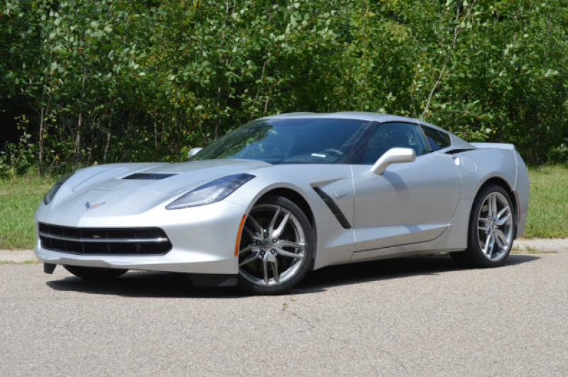 Related Gallery 2015 Chevrolet Corvette Stingray: Quick Spin