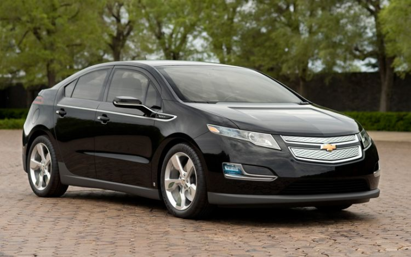 GM Issues Recall On Chevrolet Volt Over Possible Carbon Monoxide ...