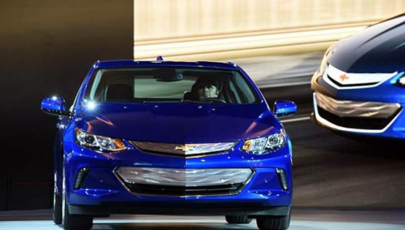 GM recalls 64,000 Chevrolet Volts because of Carbon Monoxide Risk