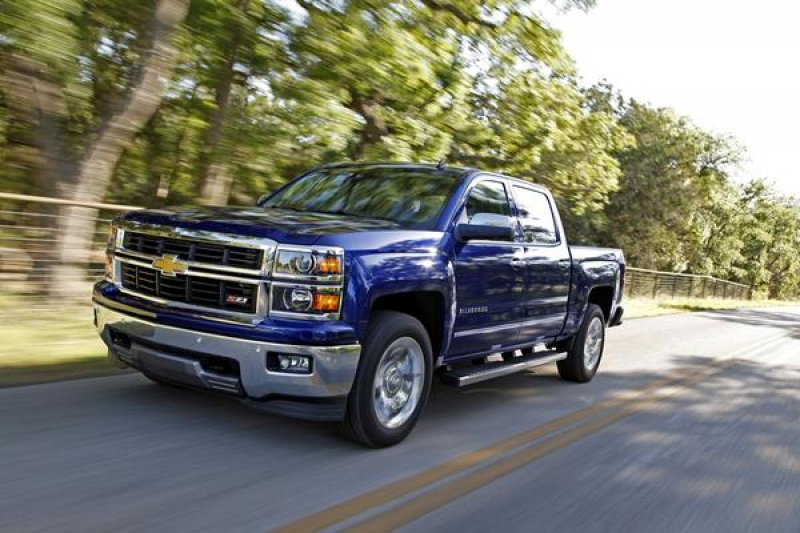 GM has announced a recall of 2014 Chevrolet Silverado and sibling GMC ...