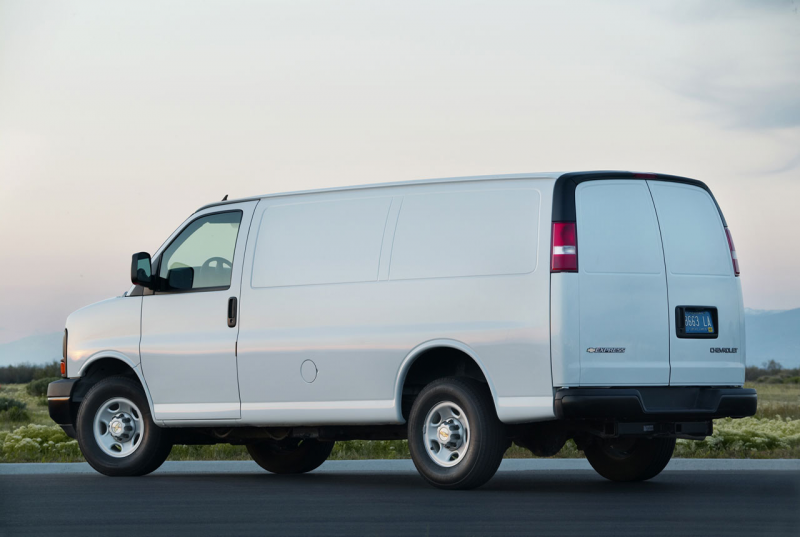GM recalls Chevy Express, GMC Savana over rollaway concern