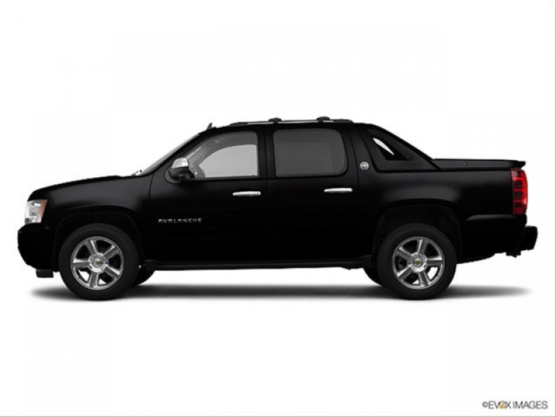 Photos and Videos: 2013 Chevrolet Avalanche SUV Colors