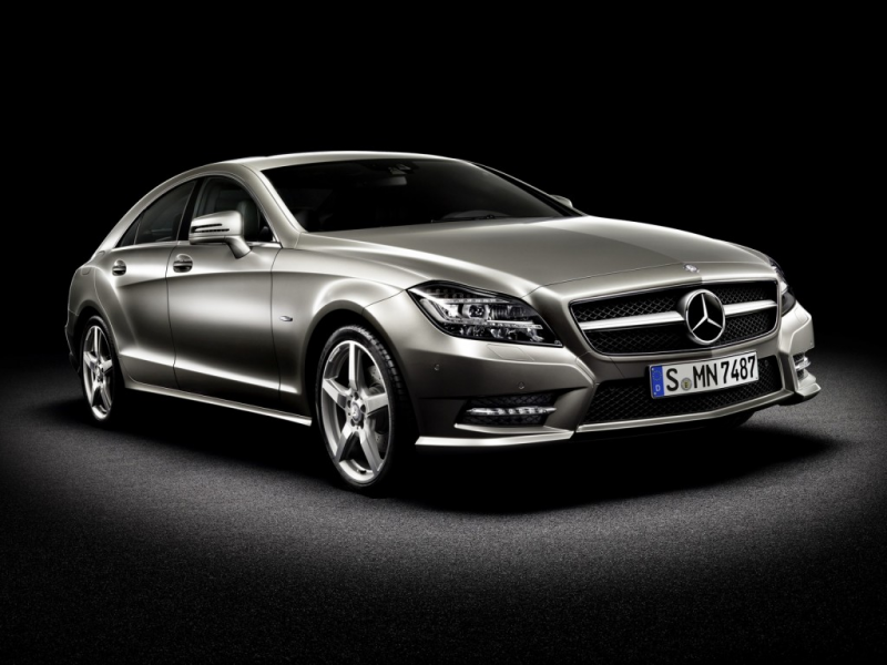 2013 Mercedes-Benz CLS Class - Photo Gallery