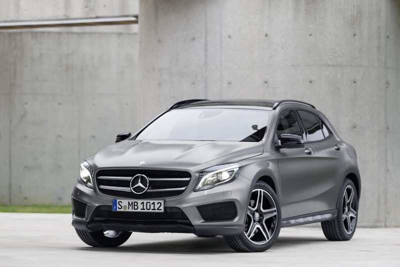 Image of 2014 Mercedes-Benz GLA-Class
