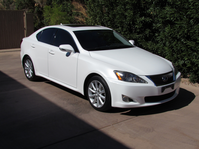Picture of 2009 Lexus IS 250 Base, exterior