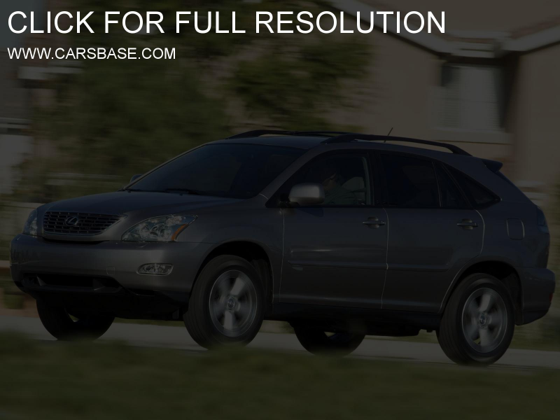Photo of Lexus RX 330 #18958. Image size: 1600 x 1200. Upload date ...
